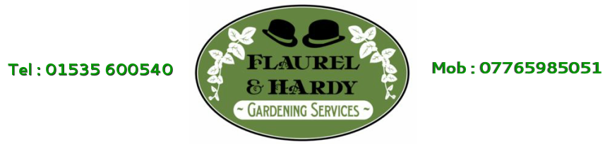 Flaurel & Hardy Gardening Services Keighley